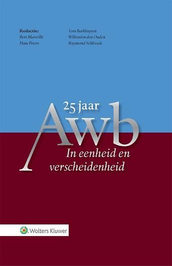 25 jaar Awb - In eenheid en verscheidenheid