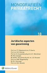 Juridische aspecten van gaswinning
