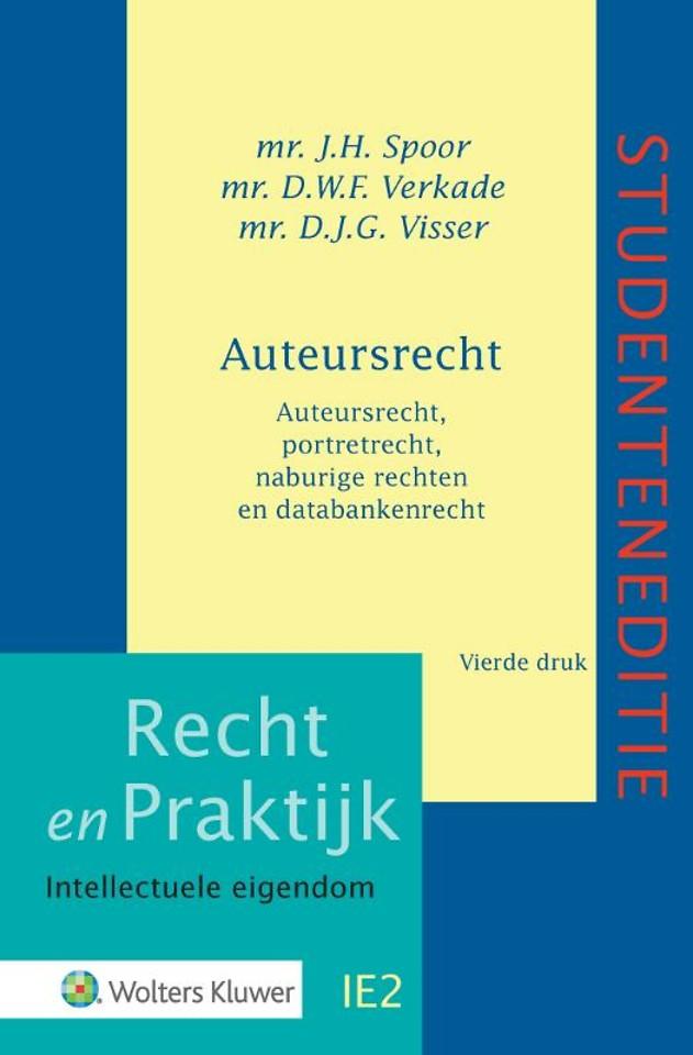 Auteursrecht Studenteneditie