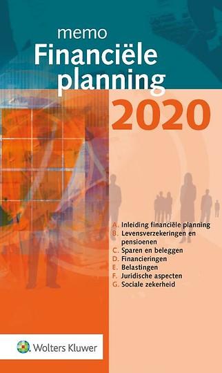 Memo Financiële planning 2020
