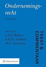 Tekst & Commentaar Ondernemingsrecht