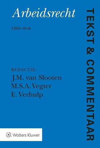 Tekst & Commentaar: Arbeidsrecht