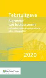 Tekstuitgave Algemene wet bestuursrecht 2020