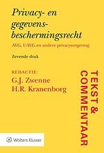 Tekst & Commentaar Privacy- en gegevensbeschermingsrecht