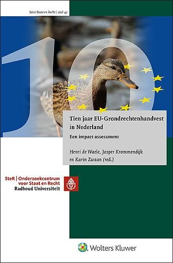 Tien jaar EU-Grondrechtenhandvest in Nederland