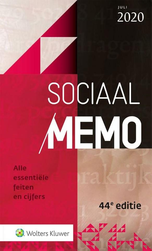 Sociaal Memo juli 2020