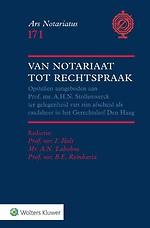 Van notariaat tot rechtspraak
