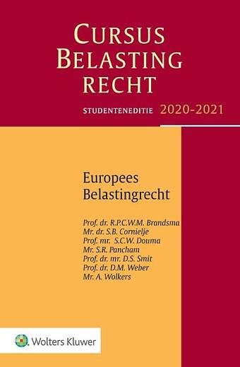 Studenteneditie Cursus Belastingrecht, Europees Belastingrecht 2020-2021