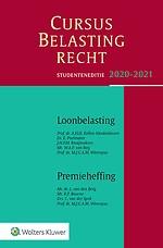 Studenteneditie Cursus Belastingrecht Loonbelasting/Premieheffing 2020-2021