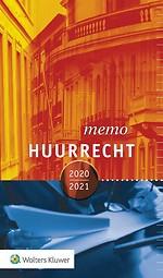 Huurrechtmemo 2020/2021