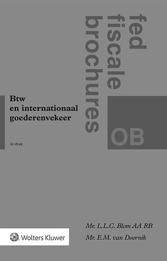 Btw en internationaal goederenverkeer