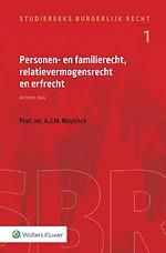 Personen- en familierecht, relatievermogensrecht en erfrecht