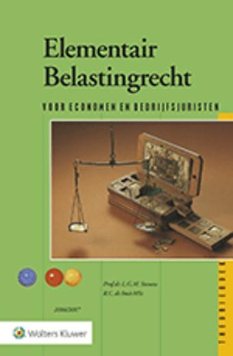 Elementair Belastingrecht (theorieboek) 2020/2021