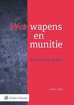 Wet wapens en munitie