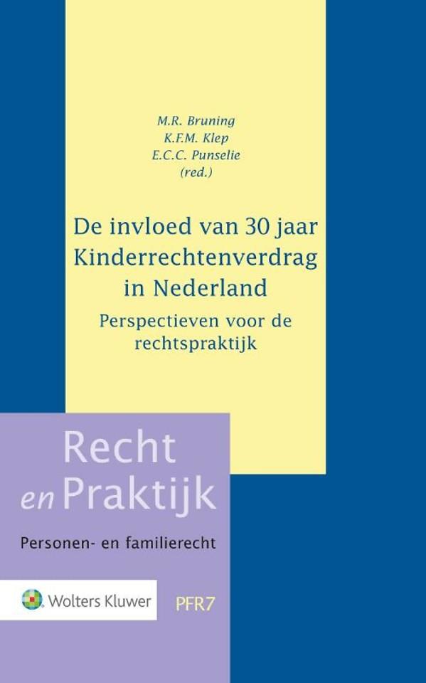 De invloed van 30 jaar Kinderrechtenverdrag in Nederland