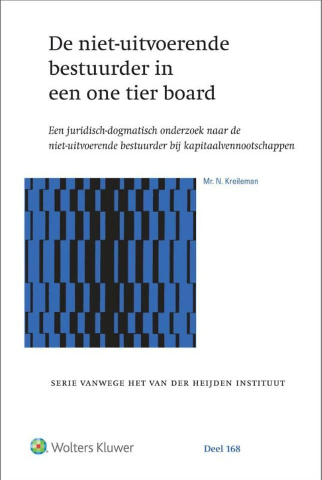 De niet-uitvoerende bestuurder in een one tier board