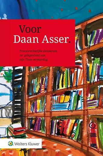 Voor Daan Asser
