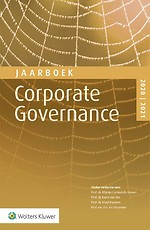 Jaarboek Corporate Governance 2020-2021