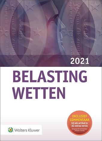 Belastingwetten - pocketeditie 2021