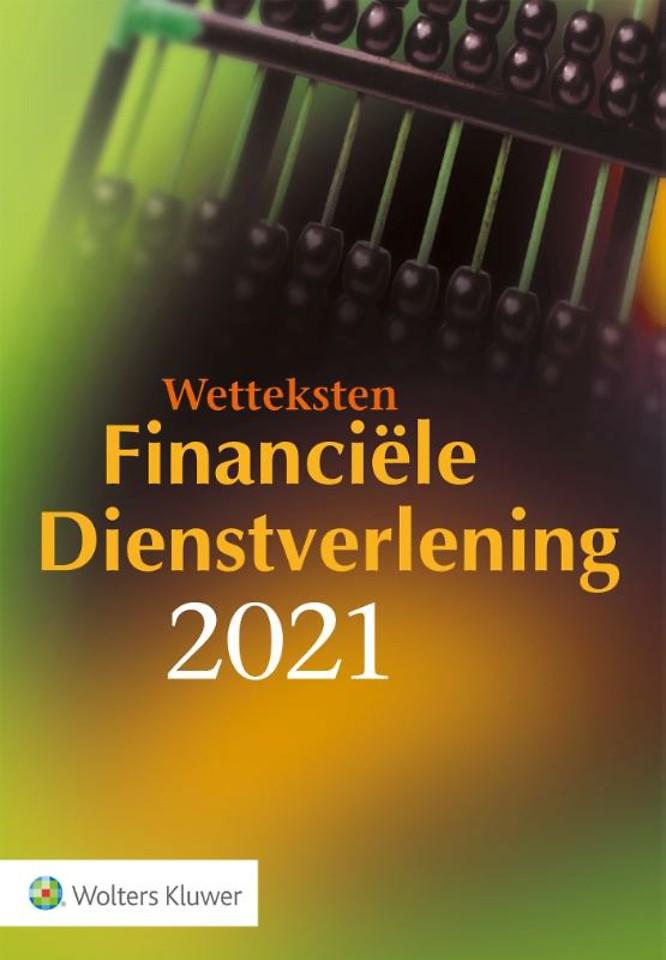 Wetteksten Financiële Dienstverlening 2021