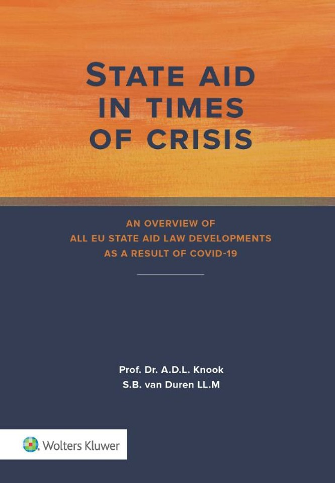 State aid in times of crisis