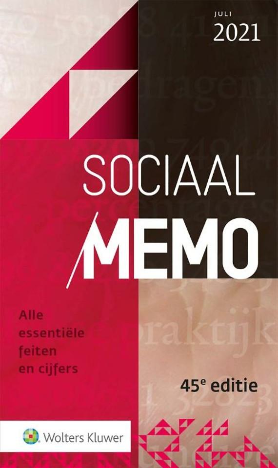 Sociaal Memo juli 2021