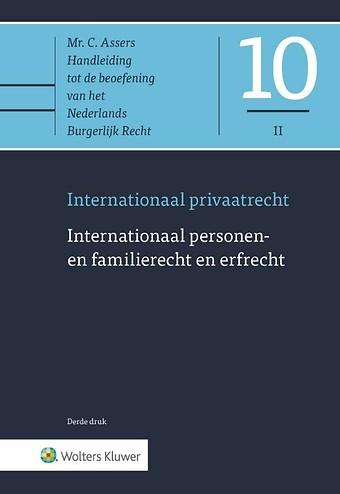 Asser 10-II Internationaal personen-, familie- en erfrecht
