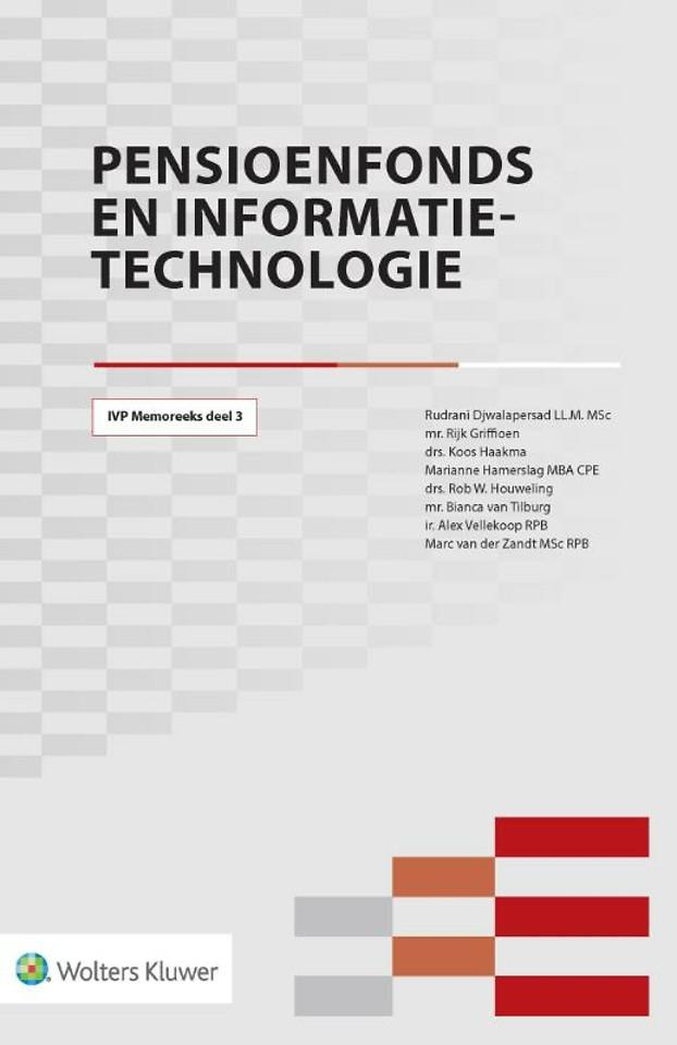 Pensioenfonds en informatietechnologie