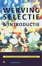 Werving. selectie en introductie