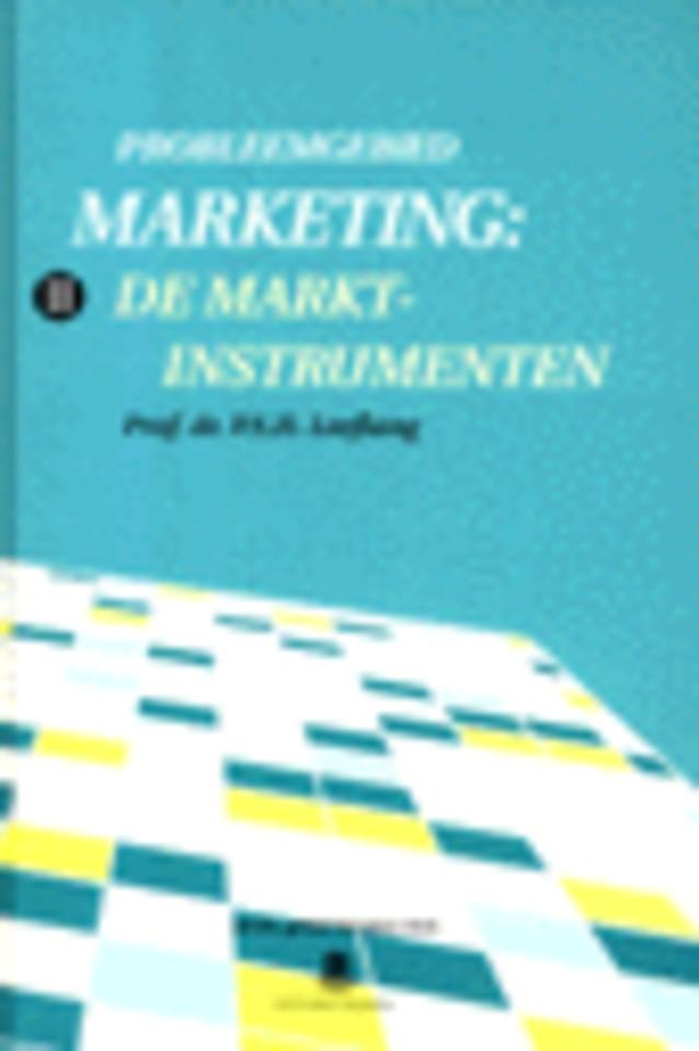 Probleemgebied Marketing II: De marktinstrumenten