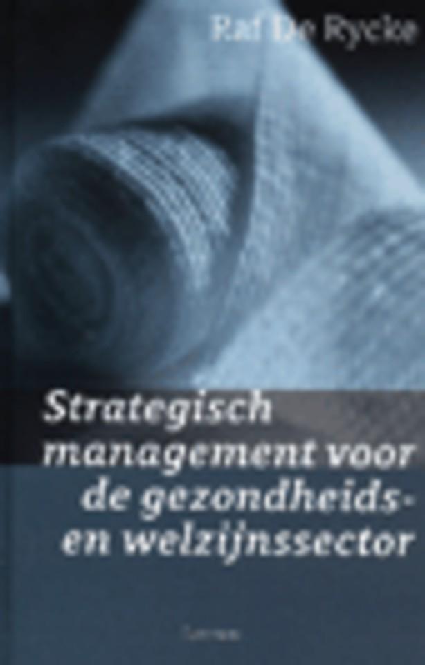 Strategisch management voor de gezondheids- en welzijnssector