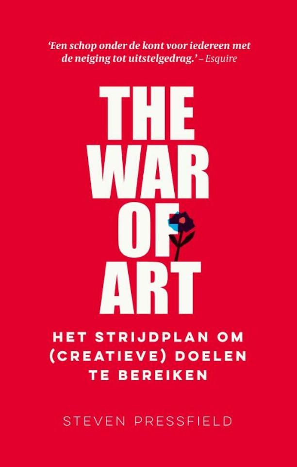The War of Art - Nederlandse editie