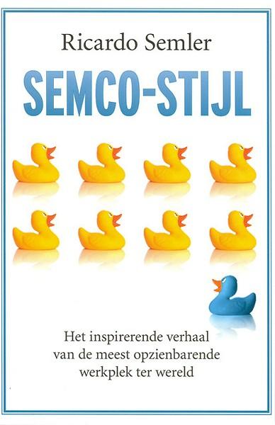 bookcover van Semco stijl