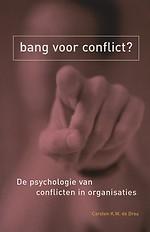 Bang voor conflict?