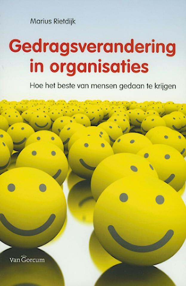 Gedragsverandering in organisaties