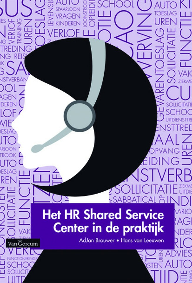 Het HR Shared Service Center in de praktijk