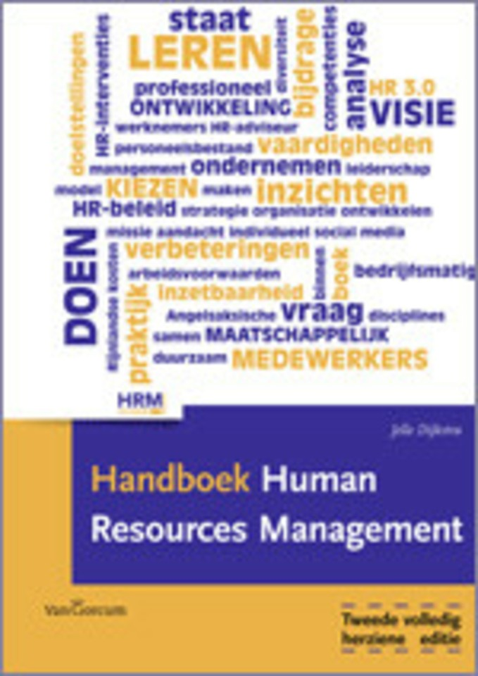 Handboek Human Resources Management