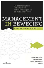 Management in beweging: Mini-MBA in één boek