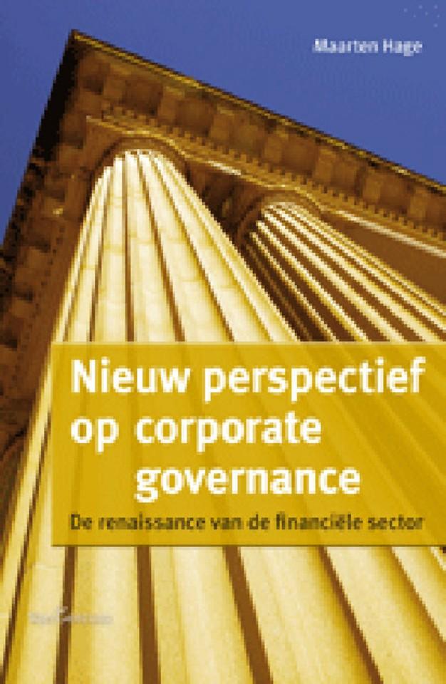 Nieuw perspectief op corporate governance
