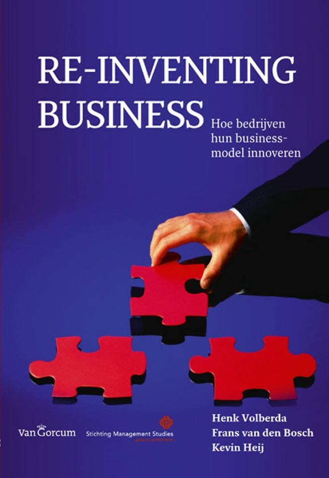 Re-inventing business