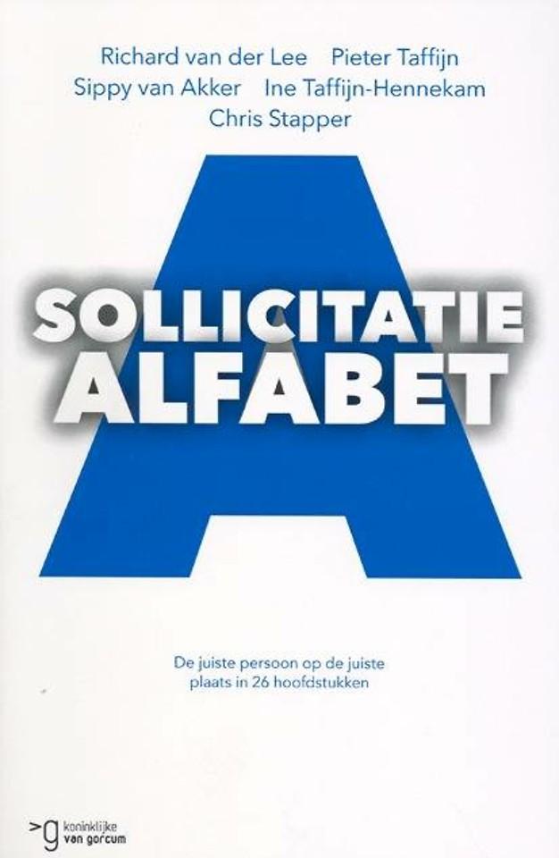 Het Sollicitatiealfabet