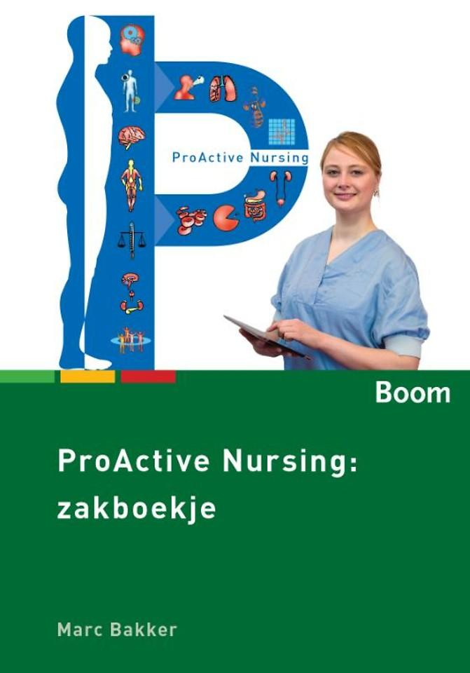 Proactive Nursing: zakboekje