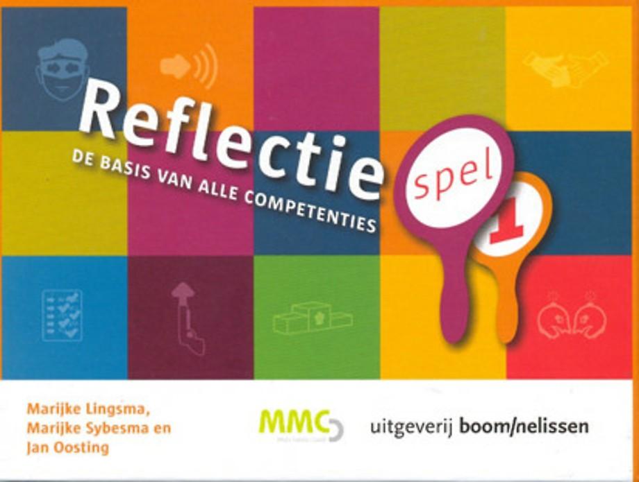 Reflectiespel 1 - De basis van alle competenties