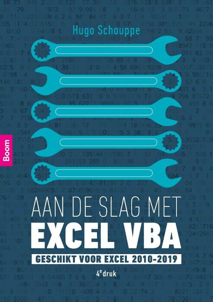 Aan de slag met Excel VBA
