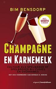 Champagne en Karnemelk