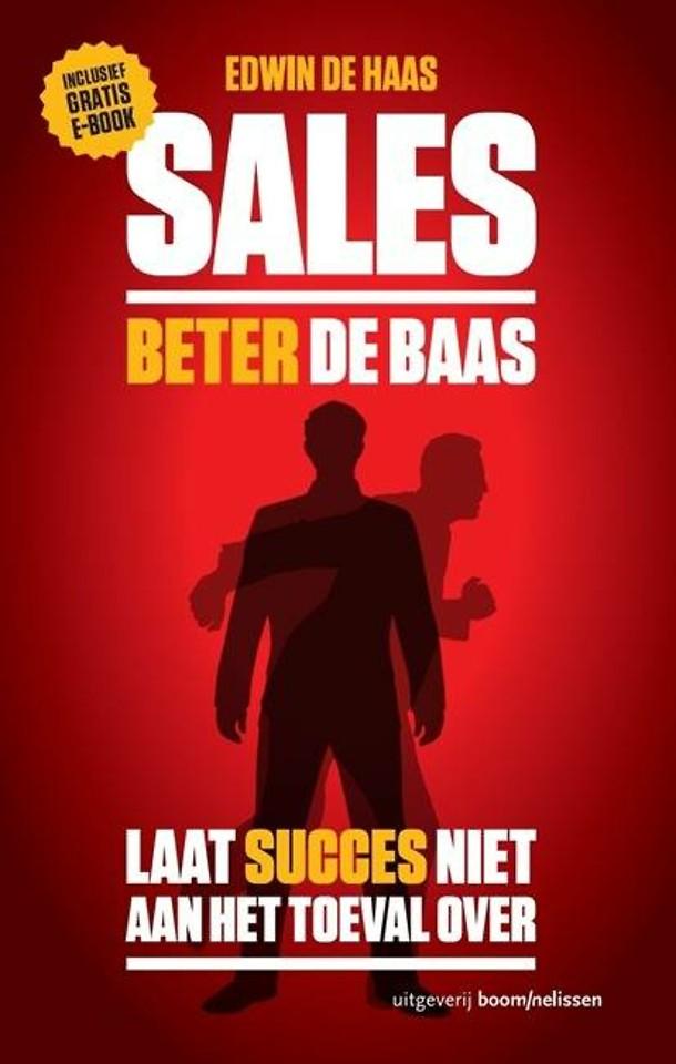 Sales beter de baas