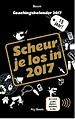 Coachingskalender 2017 - Scheur je los in 2017