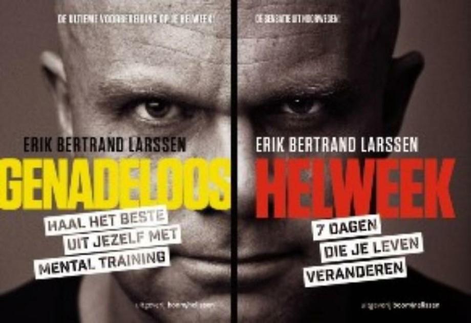 Pakket Helweek & Genadeloos - set van 2 boeken