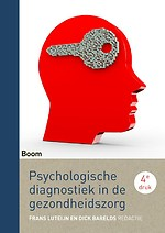 Psychologische diagnostiek in de gezondheidszorg