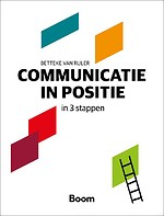 Communicatie in positie in 3 stappen